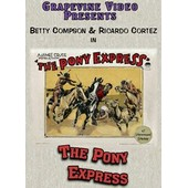 The Pony Express de James Cruze