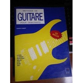 methode de guitare pour debutants