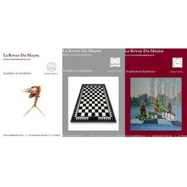 Revue Du Ma�on, Franc Ma�onnerie, Tradition, Symboles N� 1-2-3