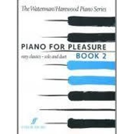 Piano for Pleasure Book 2 - The Waterman/Harewood Piano Series