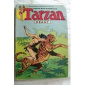 Tarzan Le Seigneur De La Jungle G�ant Trimestriel N� 4 : 5 R�cits Complets de Edgar RICE BURROUGHS