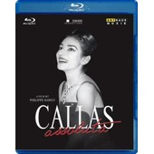 Callas Assoluta [Blu-Ray] de Philippe Kohly