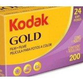 Kodak Gold 200 ISO 24 Poses - Pellicule Photo couleur