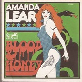 Blood And Honey / She's Got The Devil In Her Eyes - Amanda Lear