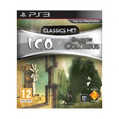 Ico + Shadow Of The Colossus Classics Hd