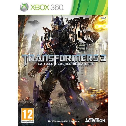 Transformers - La Face Cach�e de la Lune - Xbox 360