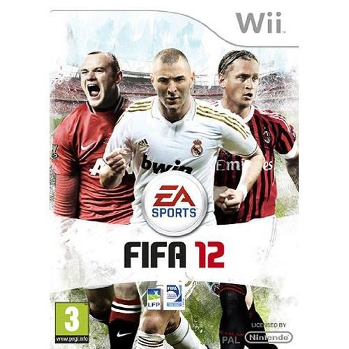 FIFA 12 - Nintendo Wii