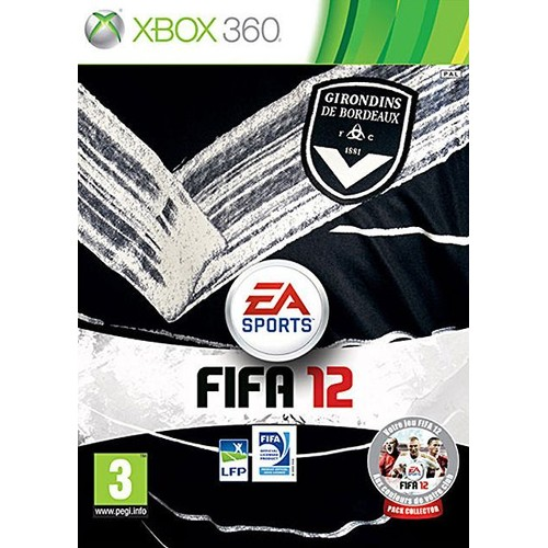FIFA 12 Edition Bordeaux - Xbox 360