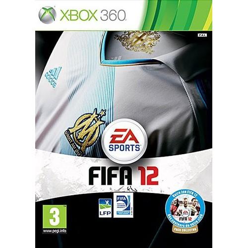 FIFA 12 Edition Olympique de Marseille - Xbox 360