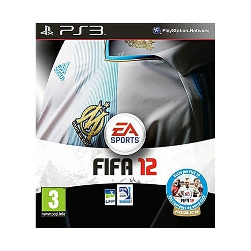 FIFA 12 Edition Olympique de Marseille - PlayStation 3