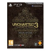 Uncharted 3 - L'illusion De Drake - Edition Sp�ciale