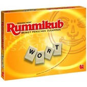 Jumbo - 03469 - Rummikub Mots - Langue : Allemande Import Allemagne