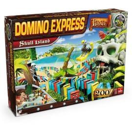 Domino Express Pirate - L'ile Maudite
