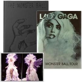 Programme concert Lady Gaga The Monster Ball Tour 2010/2011