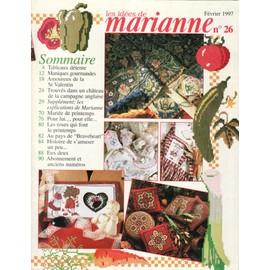 Les Id�es De Marianne 26