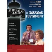 Le Nouveau Testament de Pierre Sabbagh