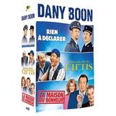 Dany Boon : Rien � D�clarer + Bienvenue Chez Les Ch'tis + La Maison Du Bonheur - Pack de Dany Boon