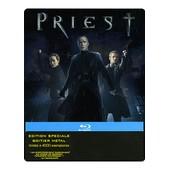 Priest - �dition Limit�e Bo�tier Steelbook - Blu-Ray de Scott Stewart