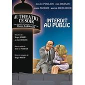 Interdit Au Public de Pierre Sabbagh