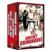 Coffret Grindhouse - Nude Nuns With Big Guns + Samourai Avenger + Run ! Bitch Run! - Pack de Joseph Guzman