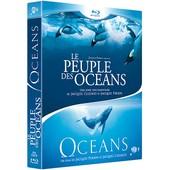 Le Peuple Des Oc�ans + Oc�ans - Pack - Blu-Ray de Jacques Cluzaud