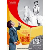 Le Ballon Rouge + Crin-Blanc de Albert Lamorisse
