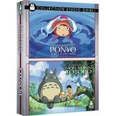 Mon Voisin Totoro + Ponyo Sur La Falaise - Pack de Hayao Miyazaki