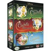 La F�e Clochette - Coffret - La Trilogie de Raymond Bradley