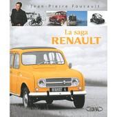 La Saga Renault de jean-pierre foucault