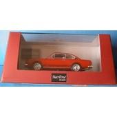Lancia 2000 Coupe Hf 1971 Red Corsa Starline 1/43 Rosso