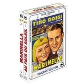 Tino Rossi Coffret 2 Dvd - Marinella + Au Pays Du Soleil de Ren� Chateau