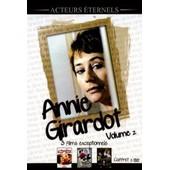 Coffret Annie Girardot, Vol. 2 : Mourir D'aimer, La Mandarine, Prisonni�res (Coffret De 3 Dvd) de Molinaro Edouard