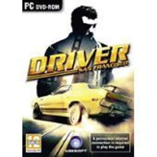 Driver San Fransisco - Edition Speciale - Jeu Pc Dvd Rom PC