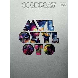 Coldplay Mylo Xyloto - Partitions