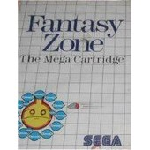 Fantasy Zone (The Mega Cartridge)