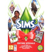 Les Sims 3 Edition Sp�ciale (Sims 3 + Sims 3 Animaux & Cie)