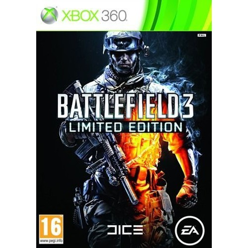 Battlefield 3 Edition Limit�e - Xbox 360