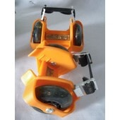 Paire Rollers / Patins Flashing Roller Roulettes Orange