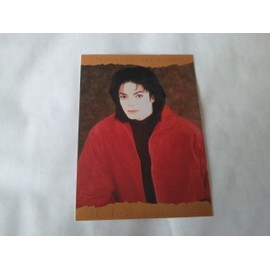 Michael Jackson Trading Cards Panini 1996 France N°30