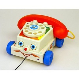 Fisher Price - Le T�l�phone � Tirer