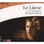 Le Liseur - Cd Mp3 Lu Par Samuel Labarthe de bernhard schlink