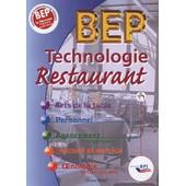 Technologie Restaurant Bep de Christian Ferret