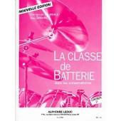 Classe De Batterie Dans Les Conservatoires Batterie Volume 2