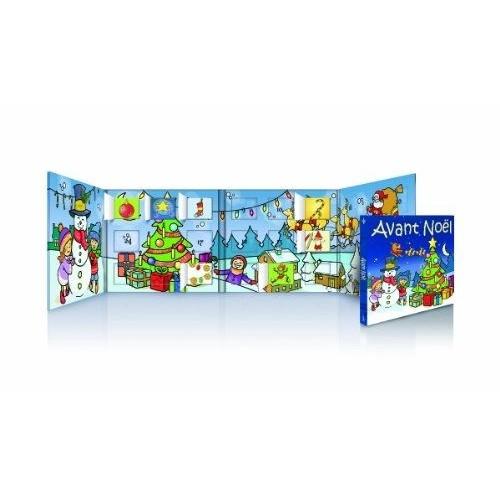 CD- Avant Noël + Calendrier Avent