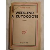 Week-End � Zuydcoote de Robert Merle