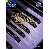 Piano Lounge Love Ballads + Cd