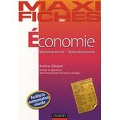 Economie - Micro�conomie-Macro�conomie de Andrew Gillespie