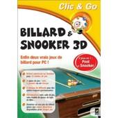 Billard Et Snooker 3d