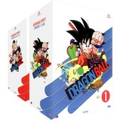 Dragon Ball - Int�grale Collector (Remasteris�e Et Non Censur�e) - Pack 2 Coffrets (26 Dvd) de Akira Toriyama