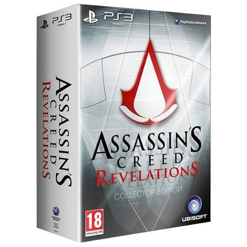 Assassin's Creed Revelations Edition Collector - PlayStation 3